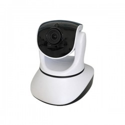 2GIG-CAM-111-NET 2GIG 3.6mm 720p Indoor IR Day/Night Pan/Tilt Security Camera Built-in WiFi 5VDC - Powered by SecureNet