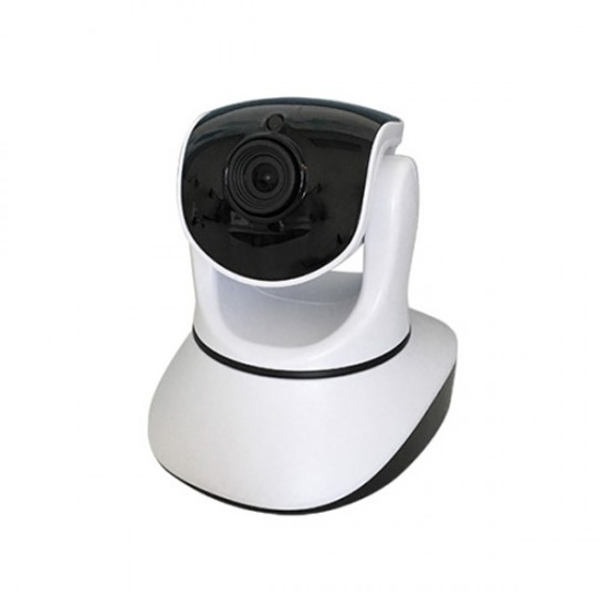 2GIG-CAM-111-NET 2GIG 3.6mm 720p Indoor IR Day/Night Pan/Tilt Security Camera Built-in WiFi 5VDC
