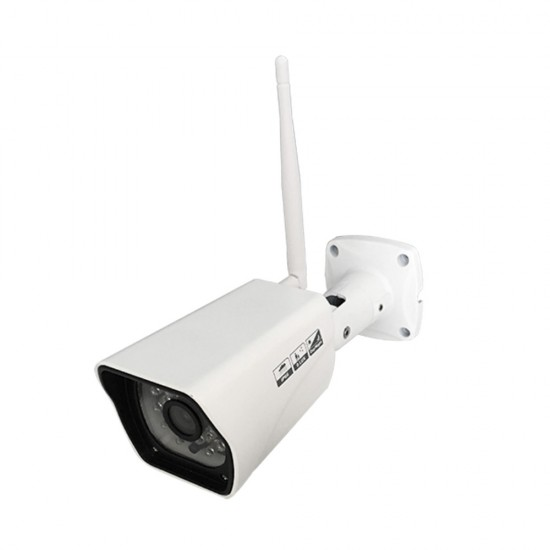 2GIG-CAM-131-NET 2GIG 3.6mm 720p Indoor/Outdoor IR Day/Night Bullet Security Camera Built-in WiFi 5VDC - Powered by SecureNet