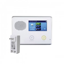 2GIG-CP21-345S 2GIG Go!Control Security & Home Automation Control Panel with AC1 Plug - Spanish