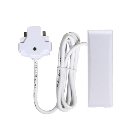2GIG-FT1-345 2GIG Wireless Combination Flood Temp Sensor