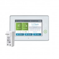 [DISCONTINUED] 2GIG-GC3-345 2GIG GC3 Go!Control Security and Home Automation Control Panel with AC1 Plug