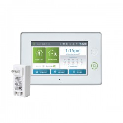 2GIG-GC3-345 2GIG GC3 Go!Control Security and Home Automation Control Panel with AC1 Plug