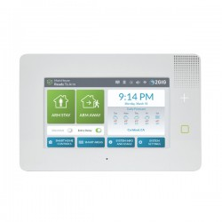 2GIG-GC3E-345 2GIG GC3e Series Security & Home Automation Control Panel
