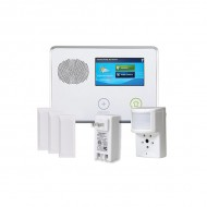 2GIG-GCKIT30IMG 2GIG GC2 Go!Control Security and Home Automation Kit with 3 x Door/Window Contacts, 1 x Image Sensor and 1 x AC1 Plug
