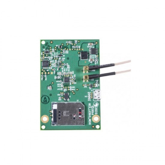2GIG-LTEA-NET-GC2 2GIG AT&T GSM 4G LTE Cell Radio Module for GC2/GC2e - SecureNet