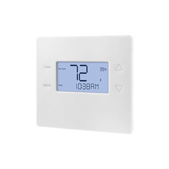 2GIG-STZ-1 2GIG Smart Z-Wave Plus Thermostat for GC3 and GC2e/GC3e Panels