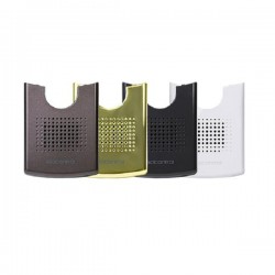 GC-DBC-FP GoControl Doorbell Camera GC-DBC-1 Faceplate Pack - Oil-rubbed Venetial Bronze, Brass, White and Charcoal