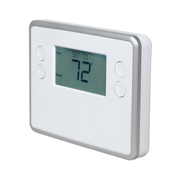 GC-TBZ48 GoControl Z-Wave Battery-Powered Thermostat