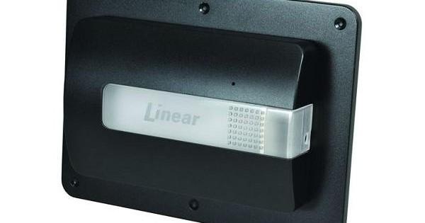 Gd00z 5 Linear Z Wave Garage Door Opener Remote Controller