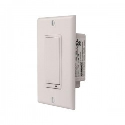 [DISCONTINUED] WT00Z-1 GoControl Z-Wave 3-Way Wall Accessory Switch